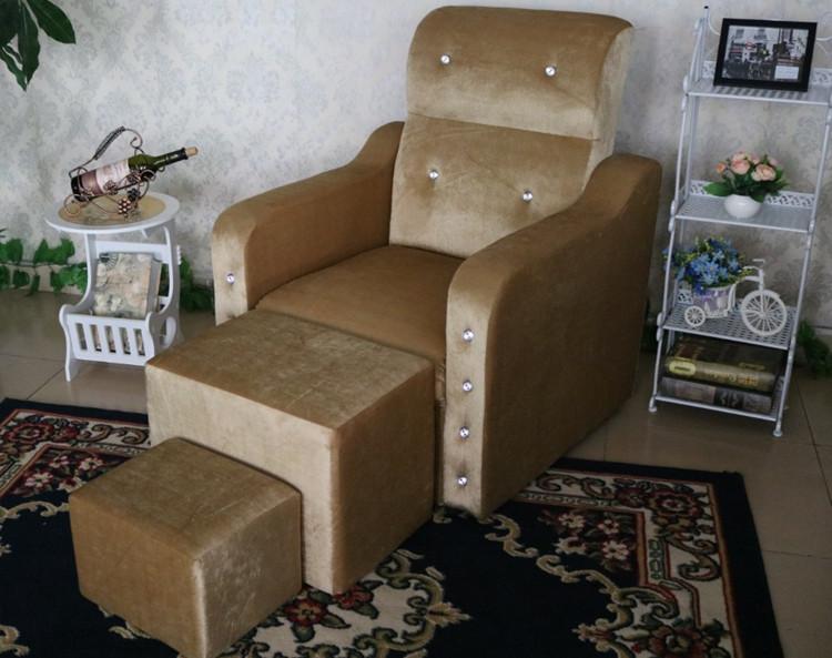 可躺美甲沙发美容沙发美甲店美脚沙发椅沐足沙发美睫沙发按摩躺椅