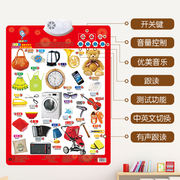 Learn Chinese Pinyin Initial Consonant Whole Read Syllable Table Sound Board Picture Complete First Grade Acoustic Alphabet