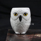 HarryPotter Hedwig Owl embossed around Harry Potter Creative styling mug