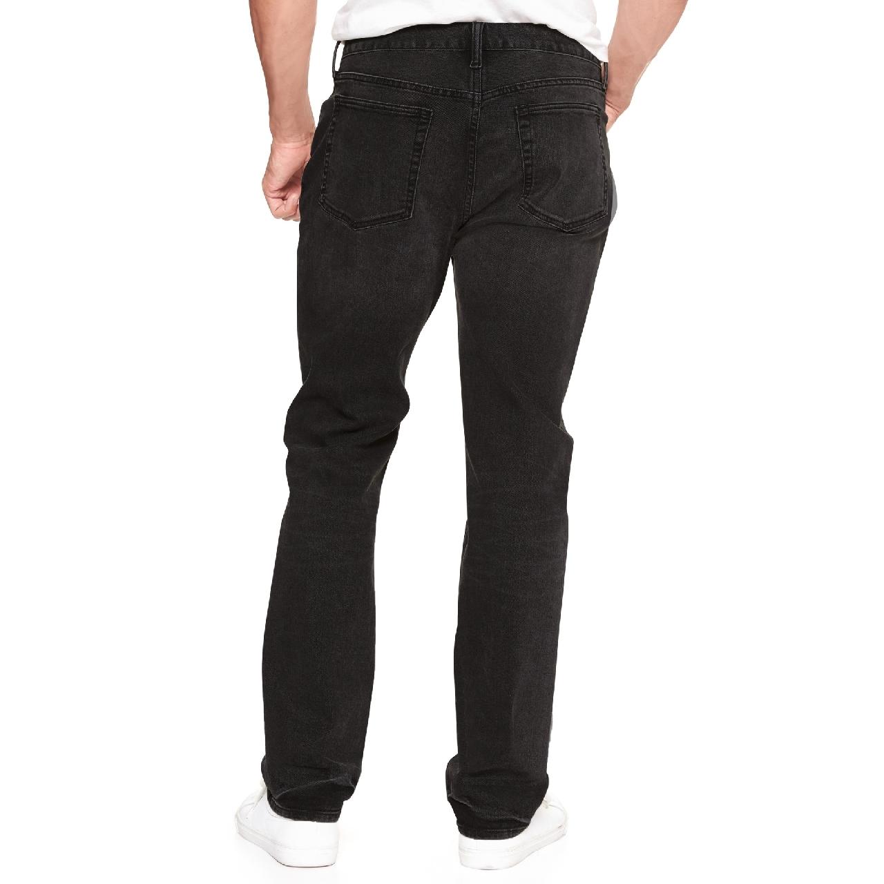 Gap男装 时尚舒适弹力修身牛仔裤868573 E 春装