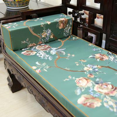 中式古典红木沙发垫罗汉床坐垫实木家具圈椅垫加厚海绵座靠垫定做口碑如何