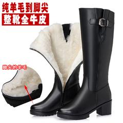 女大棉靴子