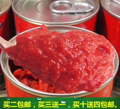 新疆特产原浆番茄酱料198g无添加炒菜烘焙披萨烧烤面酱调味品