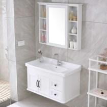 不锈钢水槽柜阳台柜洗衣洗碗池洗手盆柜落地式浴室柜单双槽组合