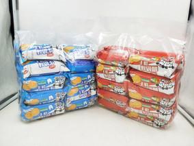 滨崎迪士尼心宠牛奶味酥性饼干椰奶味饼干52g包邮多省