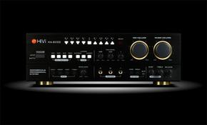 Hivi/惠威 HA-8200卡拉OK合并功率放大器 KTV双混响功放2X200W
