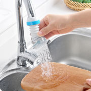Retractable faucet splash shower tap water filter kitchen water filter valve nozzle filter water saver