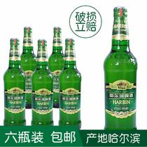 听青岛生产官方直营镇店整箱包邮24500ml青岛啤酒经典啤酒