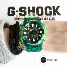 CASIO Casio G-SHOCK GAX-100MSA-1A/2A/3A/4A Transparent Surfing Watch Male