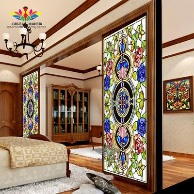 美式背景墙玻璃在哪买