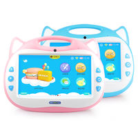 Blue baby child early education machine touch screen can even wifi eye protection story machine baby learning machine 0-3 years old 6 years old