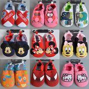 0-1-2岁秋冬婴儿鞋男女宝宝软底防滑学步鞋家居鞋柔软不掉步前鞋