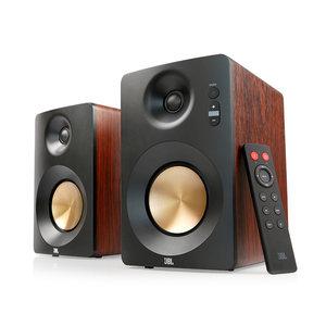 JBL CM220台式HIFI多媒体2.0书架监听音响台式电脑蓝牙无线音箱