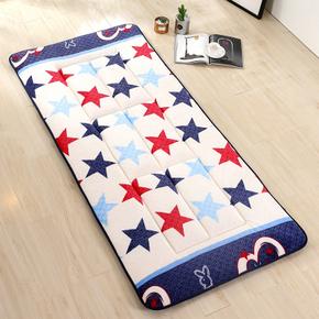榻榻米床垫1.5m床单人1.0m床垫被大学生0.9米190宿舍1.2m海绵床垫