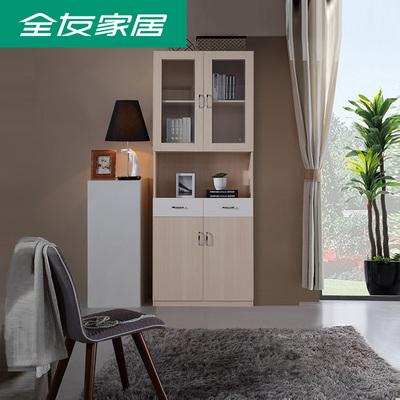 全友家居现代简约家用卧室二门书柜书橱书房家具 120905A哪个好