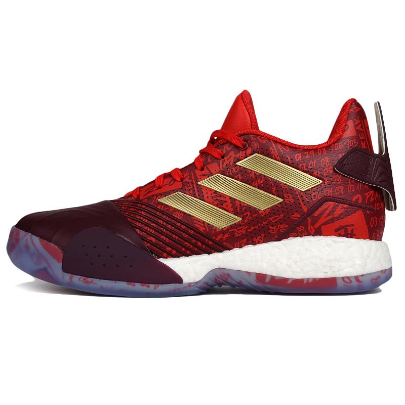 ADIDAS 2019新款男运动鞋TMAC麦迪BOOST复刻实战篮球鞋 G27749