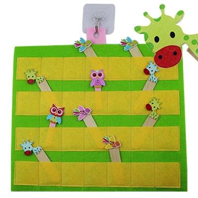 幼儿园区域区角活动区小熊进区卡儿童游戏卡出勤卡插卡卡片哪里便宜
