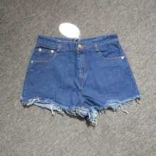 Star House Specials Denim Shorts Hot Pants Only S Code Waist 70cm