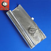 Handmade DIY material, aluminum foil, paper soft, shapeable, wrapping paper, tin foil, creative art