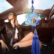 汽车用挂件悬挂式貔貅小车轿车车内吊饰挂饰吊坠挂坠车饰摆件琉璃