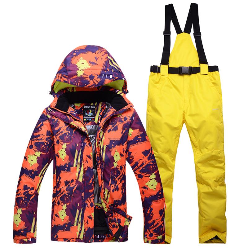 Лыжные костюмы / Сноубордические костюмы Артикул 539898167224