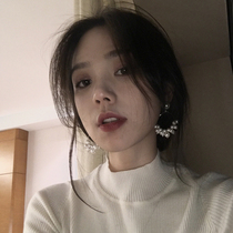 韩饰迷你塑料防耳针水钻无菌胶棒耳针盒装耳钉女