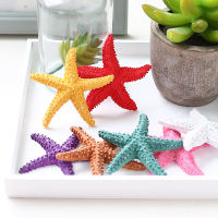 Simulation starfish ornaments ornaments diy fish tank landscaping shell conch props Mediterranean resin starfish pendant