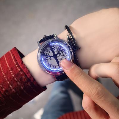 創意觸摸屏手表