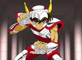 Aurora Pegasus Seiya First Generation Pegasus Hard Hat Tianma Alloy Speeding King Mode