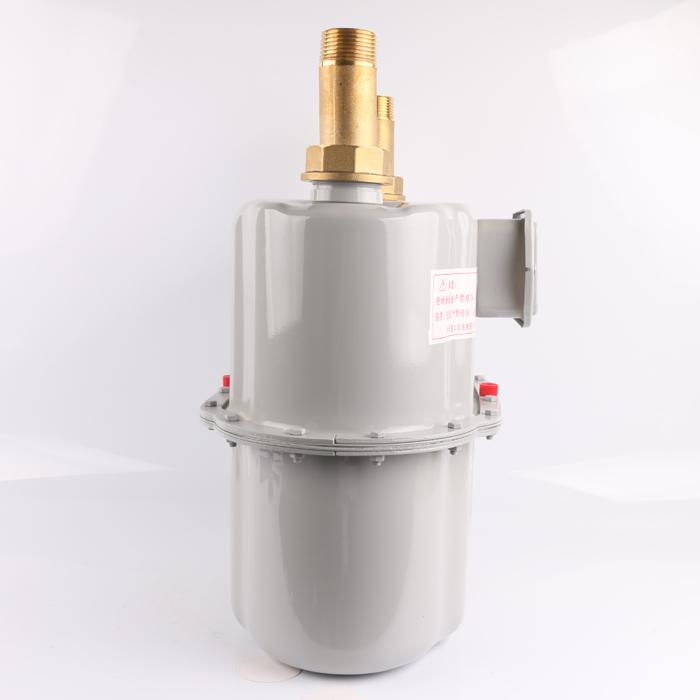 丹东工业天然气表 煤气表 燃气表LMN-6 10 16 25 40 65 100左进气