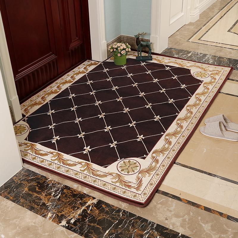 现代地毯门垫