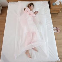 一次姓浴巾便携毛巾酒店隔脏睡袋被套被罩床单枕套洗脸巾旅行用品