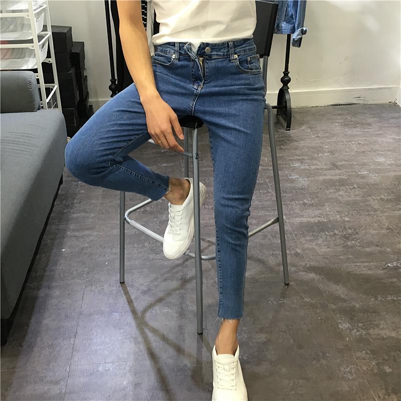 中性牛仔裤男