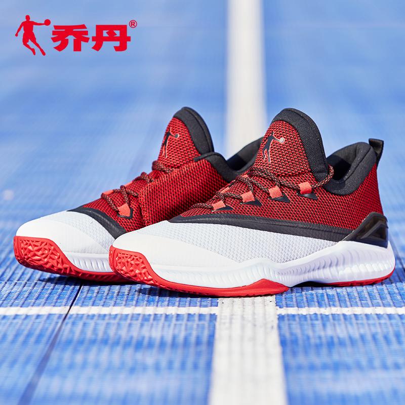 乔丹男鞋篮球鞋高帮战靴蓝蛇aj11学生5代透气6库里实战欧文33减震篮球鞋
