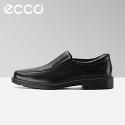 ECCO爱步2018秋季新款休闲男鞋商务正装方头皮鞋 赫尔辛基050134