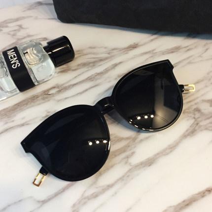 蓝色大海的传说智贤同款眼镜墨镜2019明星眼镜偏光v太阳镜墨镜女