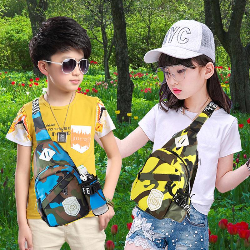 男童斜挎包腰包