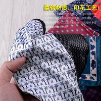 Soft printed pocket towel Men's suit bag towel Breast scarf Men's Korean version of the suit handkerchief scarf small square