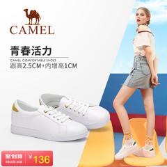 骆驼休闲鞋女