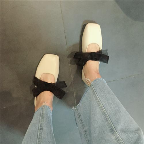 特价蝴蝶结单鞋
