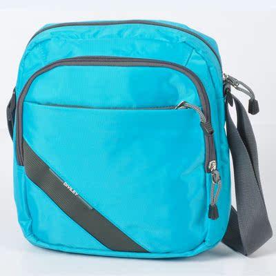 特价威豹-迪威丽正品 男女包 韩版旅行运动包 休闲单肩斜跨防水包