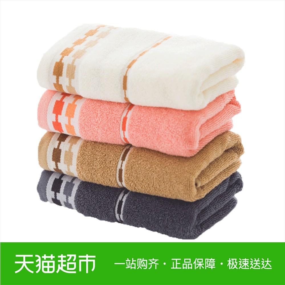 全棉提花毛巾