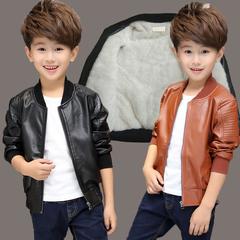 男童棉衣皮衣
