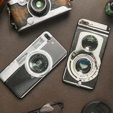 vivox21手机壳个性创意相机复古x21屏幕指纹版保护套防摔男女潮款