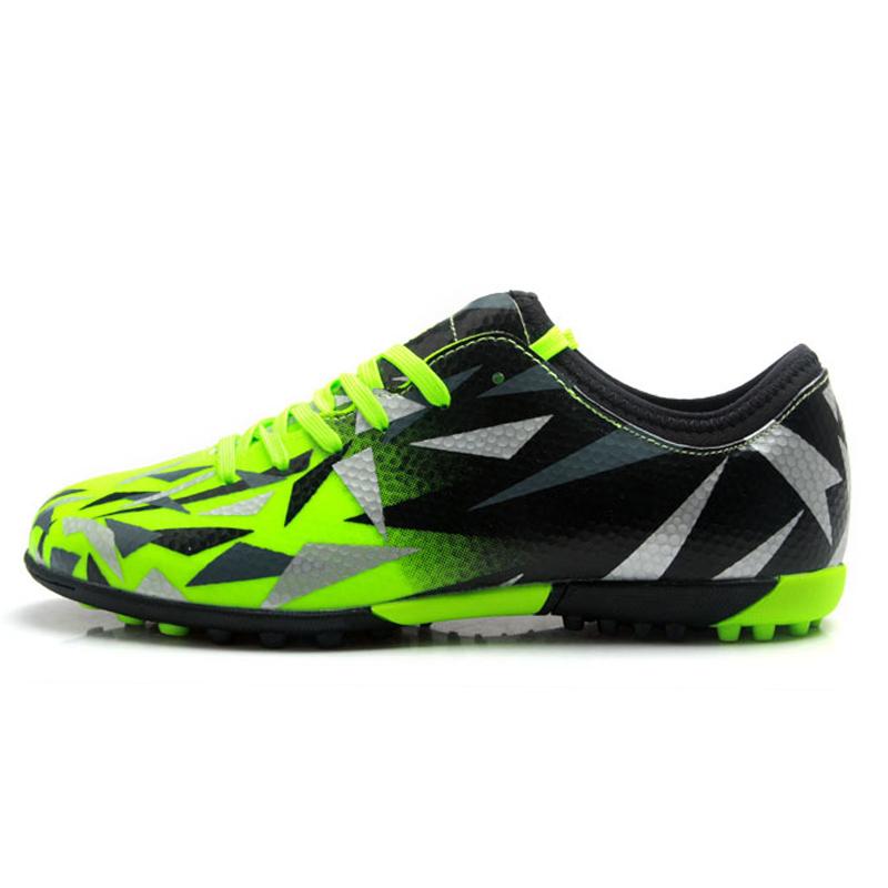 足球鞋正品铁豹男童亲子款钉鞋运动鞋
