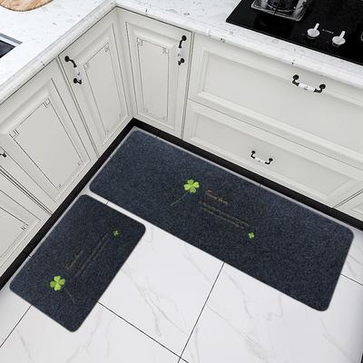 厨房地垫门垫进门卫生间卧室吸水脚垫阳台推拉门家用防滑垫地毯