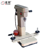 Daoton DC-2168 Threading Electric Punch Binding Machine Financial Voucher Accounting Archive Notes Electric Punch Line Installer