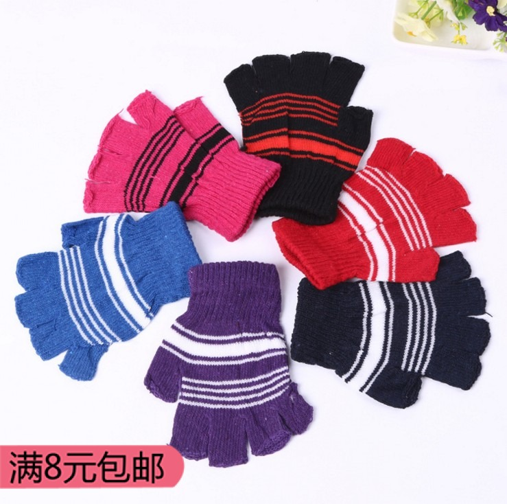 Женские перчатки без пальцев Артикул 560711199922