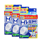 3 boxes of toilet cleaner imported from Japan