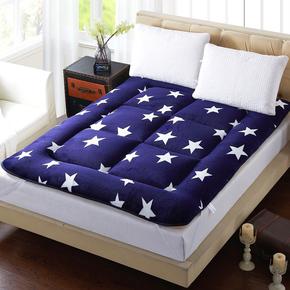寝室上下铺床垫0.9m单人大学生宿舍用床褥子垫被防潮90cm1米1.2米